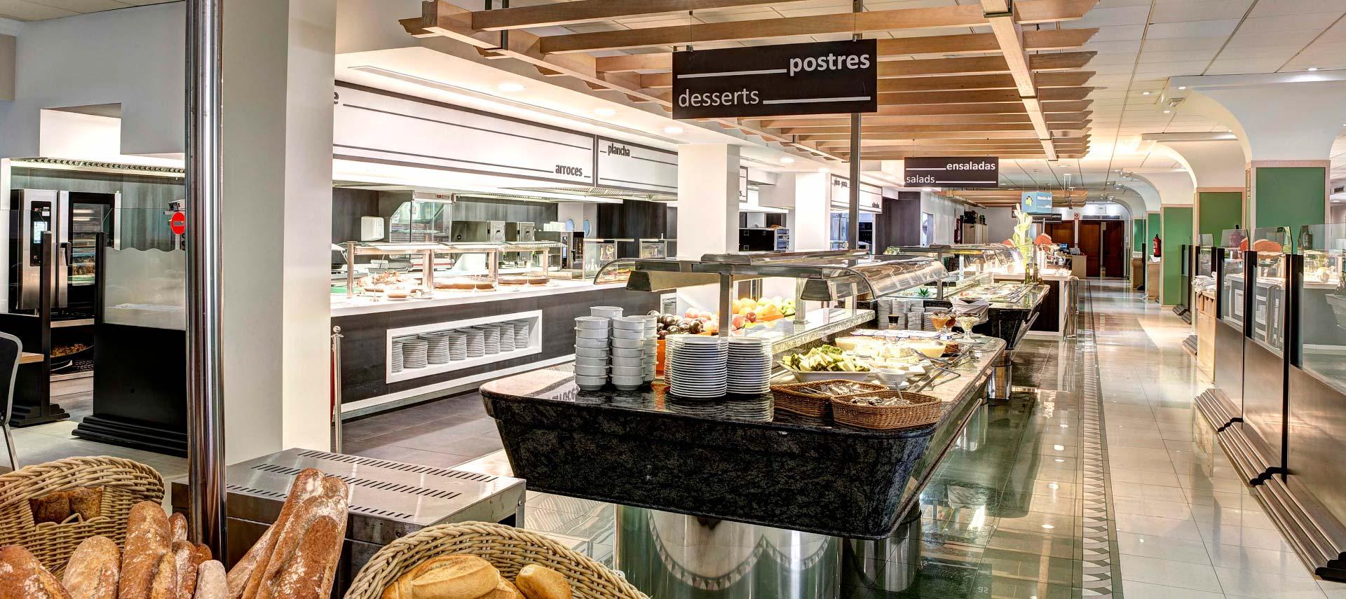 Restaurante en el ZT Hotel & Spa Peñíscola Plaza Suites